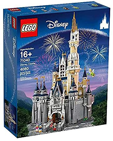 LEGO The Disney Castle(71040)