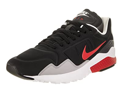 b6c924e238e36 Nike Men s Air Zoom Pegasus 92 Black Atom Red Wolf Grey Running Shoe 13 Men  US  Buy Online at Low Prices in India - Amazon.in
