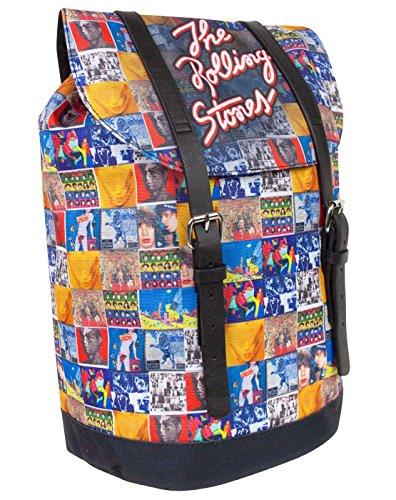 Album Heritage (Rock Sax The Rolling Stones Vintage Albums Heritage Backpack)