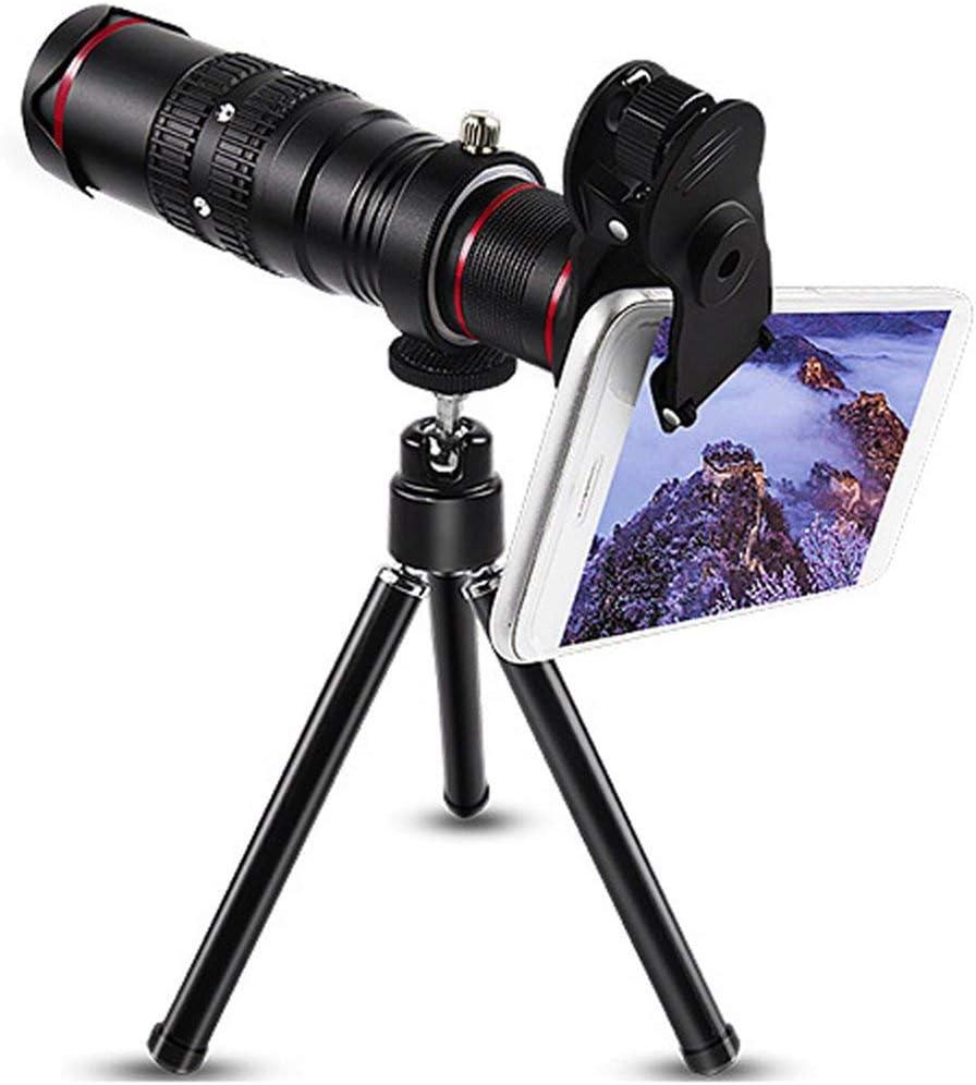 Fantasyworld Objektiv 22X vom Zoom Teleobjektiv mit Stativ Mobiltelefon-Objektiv