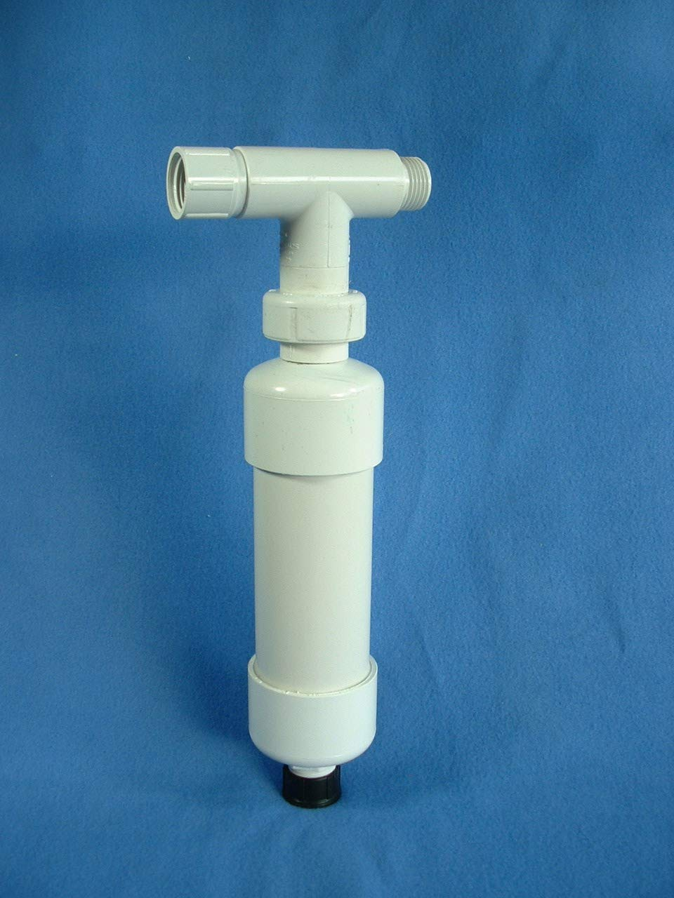 AquaFeed Pint Capacity Fertilizer Injector with /¾ Hose Threads and Vacuum Breaker Strong Injectors