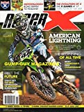 Racer X November 2011 Magazine MOTOPALOOZA ROAD TRIPPIN' TO HOLLAND Meed The Future: Check Out The Next Generation Of Motocross Superstars