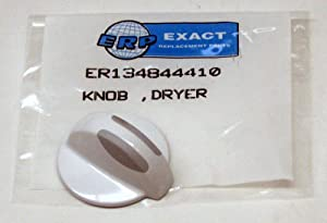 Major Appliances 134844410 for Frigidaire Dryer Start Knob for 134034910 PS2330885 AP4339026