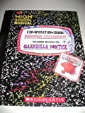 Composition Book Gabriella Montez High School Musical Disney