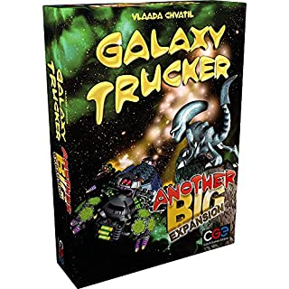 Czech Games Galaxy Trucker: Another Big Expansion