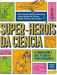 Super-heróis Da Ciência Autografado