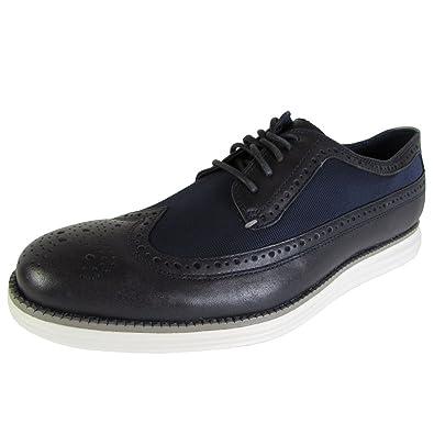 3df501f055b Cole Haan Mens Original Grand Long Wingtip Oxford Shoes