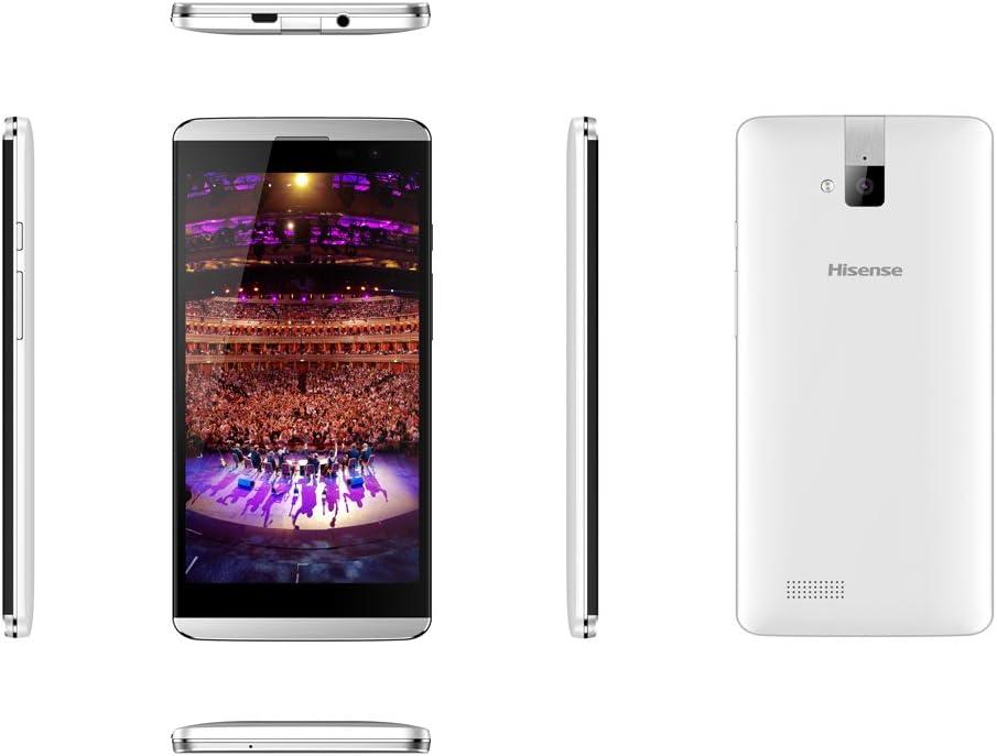 Hisense U980 - Smartphone libre Android (pantalla 5.5