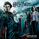 Harry Potter (Bilingual French) 2018 Wall Calendar