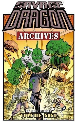 Savage Dragon Archives Volume 9