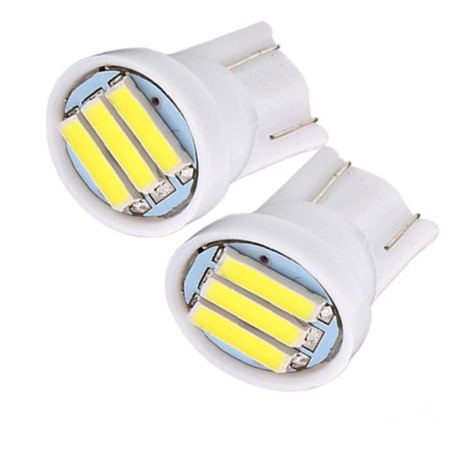 ARH Auto Accessories 3 SMD | T10 | 501 | W5W | Sidelight Bulbs, 12 V, 5 W, Pack of 2