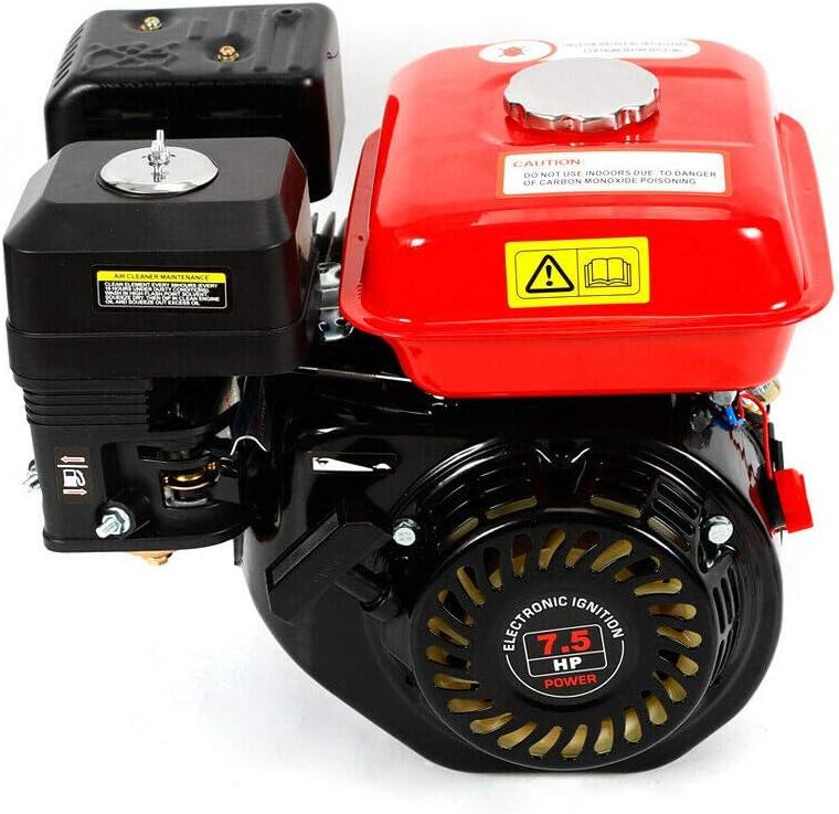 1 cilindro 3600 rpm. motor de kart industrial de 4 tiempos Motor de gasolina