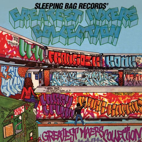 Price comparison product image Sleeping Bag Records' Greatest Mixers Collection