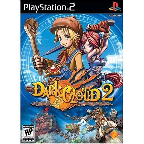 Image result for dark cloud 2