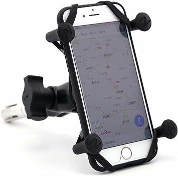 Marco de navegación GPS de la motocicleta Soporte de navegación ...
