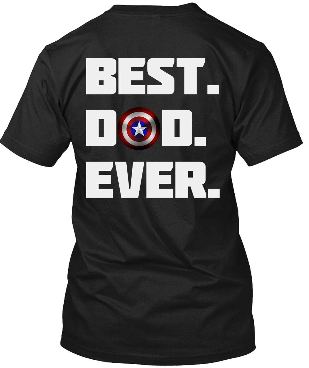 Best Dad Ever T Shirt Father S Day 2019 T Shirt 2589
