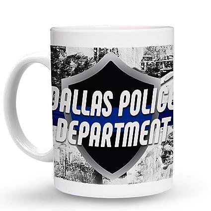 Amazon com: Makoroni - DALLAS POLICE DEPARTMENT Police Cop