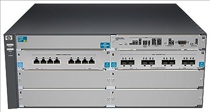 HP 5406 8p 10GBASE-T 8p 10GbE SFP+ v2 zl - Switch de red ...