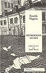 Petrograd An 1919 suivi de Lettre aux écrivains du monde par Hippius