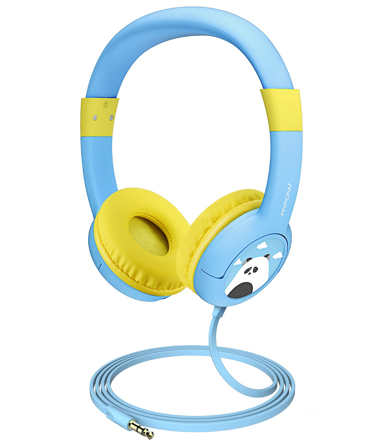 Mpow CH1 Kids Headphones w/85dB Volume Limited Hearing Protection & Music Sharing Function