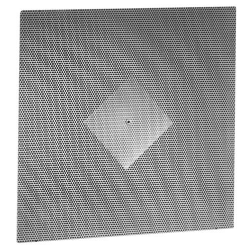 Steel Perforated Supply Diffuser With Fiberglass Insulated Back (Renps Series)