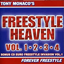 FREESTYLE HEAVEN Volume 1.2.3.4 (5cd)