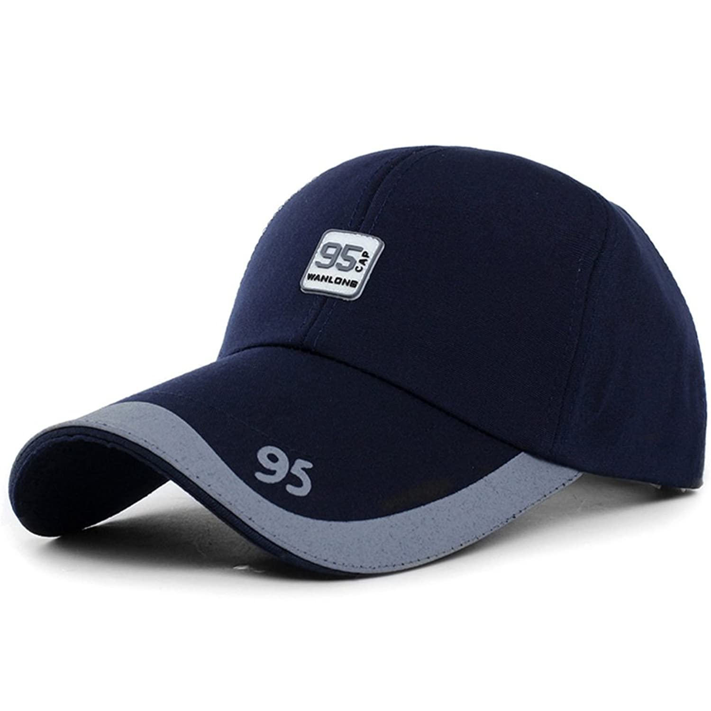 ... versión coreana de una gorra de béisbol gorra Barato. sombrero de los  hombres Caída deporte al aire libre Sun Hat  visera de sol 020961827fe