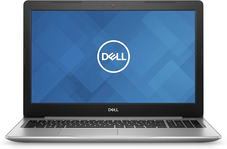 "Dell Inspiron 15 5000 (5575) Laptop, 15.6"", AMD Ryzen 7 2700U, 8GB RAM, 1TB HDD, Integrated Graphics, i5575-A472SLV-PUS"