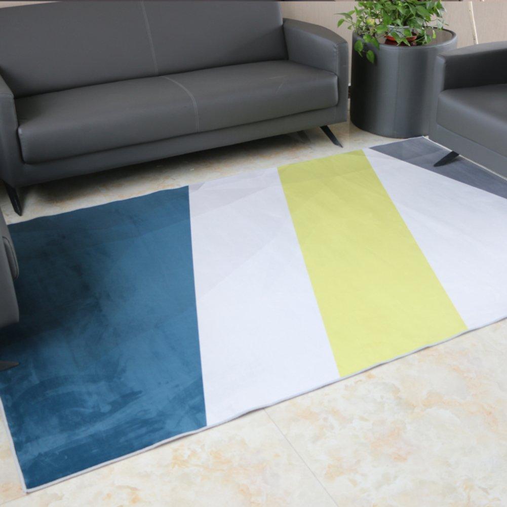Carpet,modern bedroom foot mat-C 180x280cm(71x110inch)