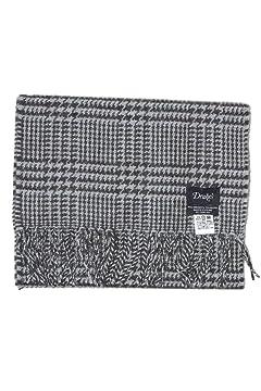 Wool Angora Scarf ALLAA 18757: Grey
