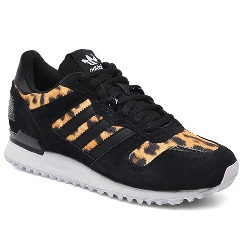 premium selection 5df54 9da6b adidas ZX 700 - Zapatillas para Mujer, Color Schwarz, Talla 44  Amazon.es   Zapatos y complementos