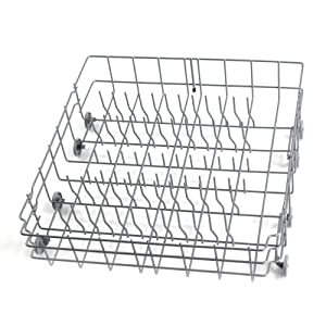 Frigidaire 154866902 Dishwasher Dishrack, Lower Genuine Original Equipment Manufacturer (OEM) Part