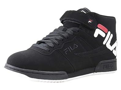 2ed0e8f84d39 Fila F-13 Logo Mens Style  1FM00076-014 Size  7.5