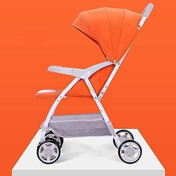 Los cochecitos de bebé pueden sentarse el coche ligero ...