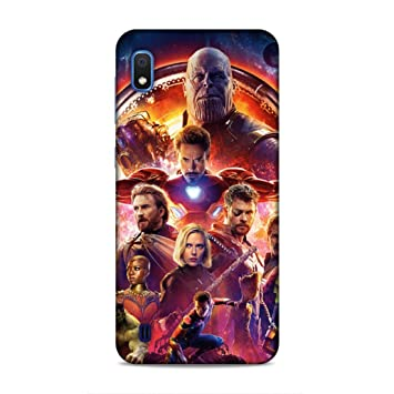 cover samsung galaxy a10 marvel