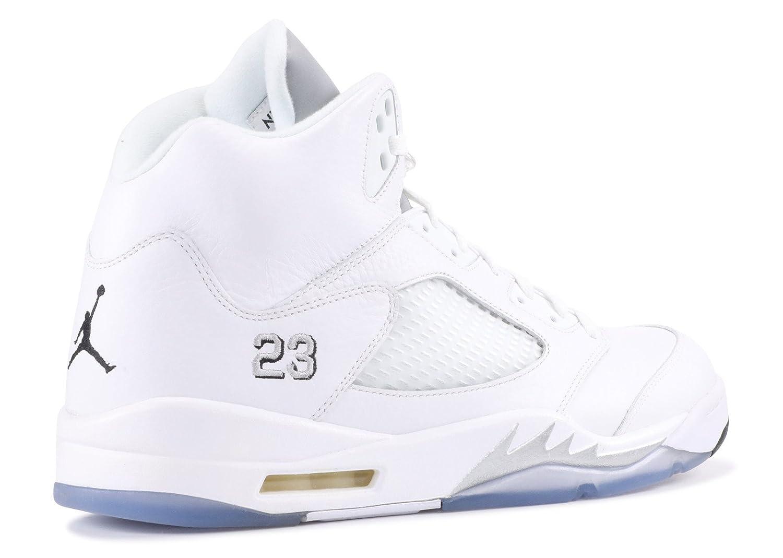 Man/Woman Nike Men's Men's Men's Air Jordan 5 Retro Basketball Shoe Good design High quality and economy Popular recommendation HH5455 345d13