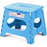 ACSTEP Acko Folding Step Stool for Kids and Adults-11 Height Lightweight Plastic Stepping Stool. Foldable Step Stool…