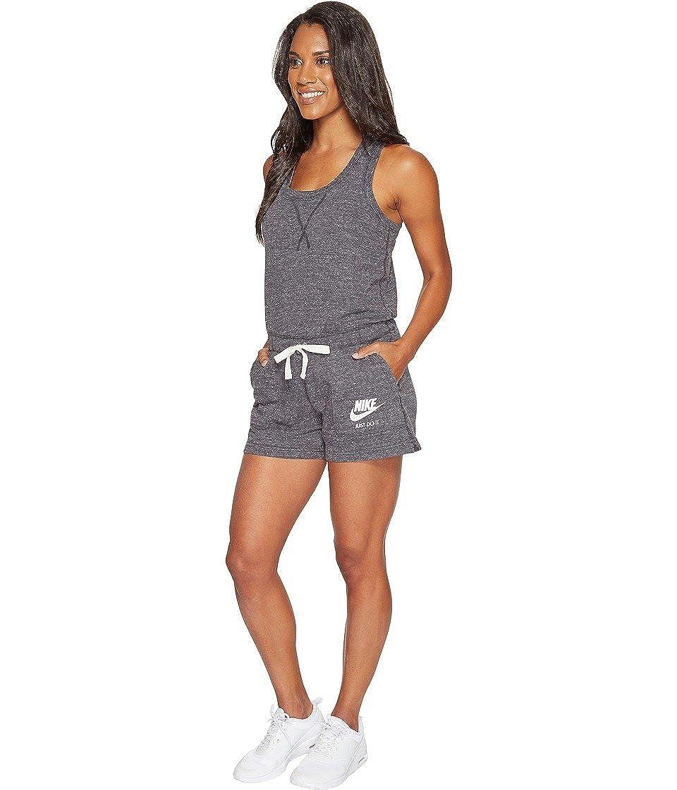 Nike W NSW Gym VNTG Rmpr Mono de Chándal, Mujer: Amazon.es: Ropa y ...