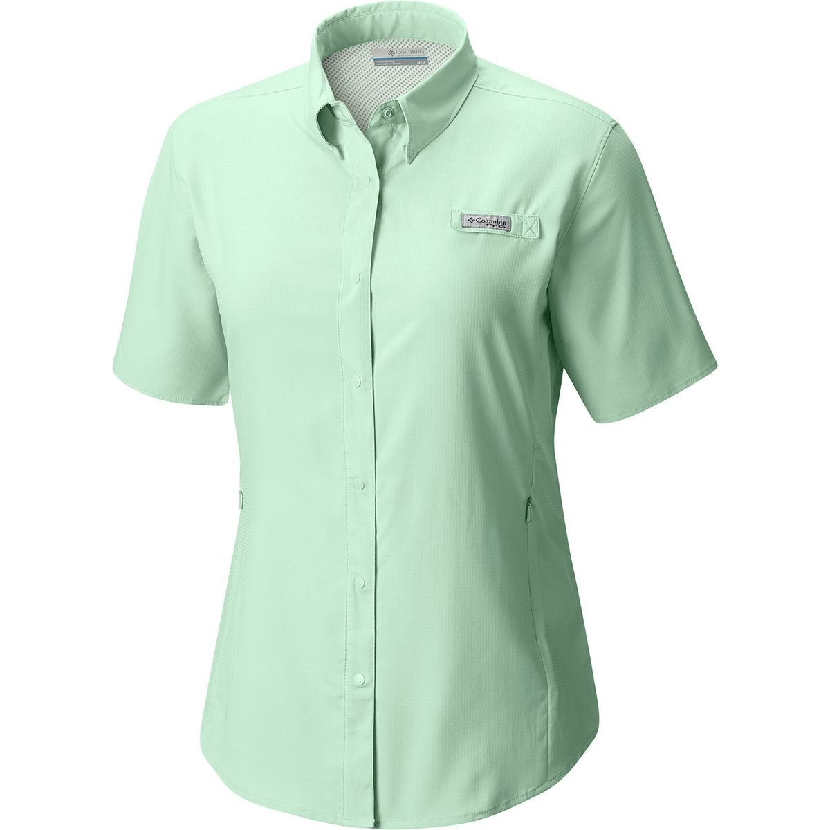 (コロンビア) Columbia Tamiami II Short-Sleeve Shirt - Women'sレディース バックパック リュック Light Mint [並行輸入品] S  B079LWYFWZ