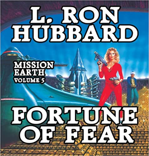 Descargar mp3 gratis ebookFortune of Fear: Mission Earth Volume 5 (Literatura española) DJVU