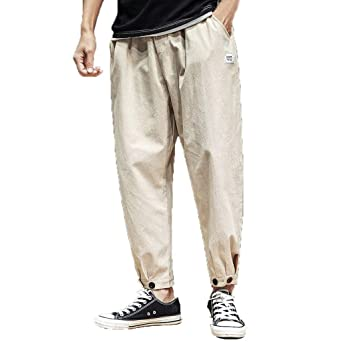 Finebo - Pantalón de deporte para mujer (talla grande), color puro ...