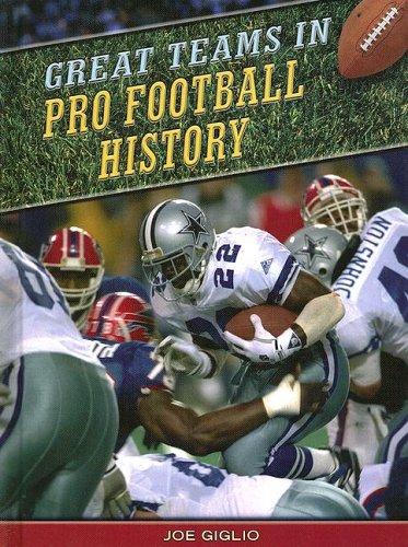 Great Teams in Pro Football History by Brand: Heinemann-Raintree (Image #1)