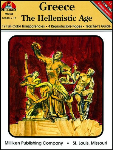 Greece--The Hellenistic Age