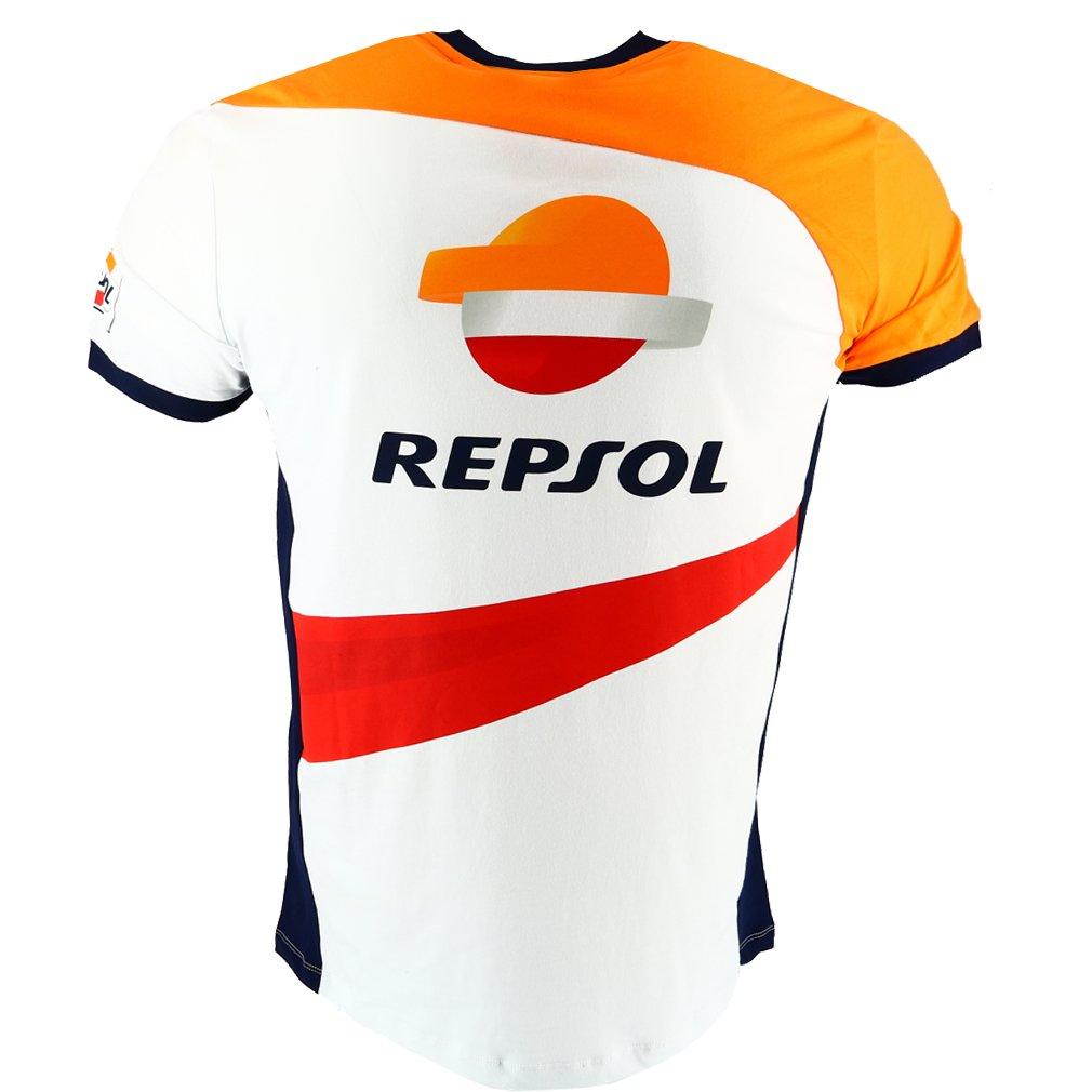 Camiseta Marc M/árquez 2018 Repsol L
