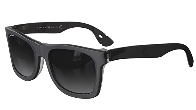a56b6930ff8 Amazon.com  HAZARD 4 Flechette - Italian Made Sunglasses  Sports ...