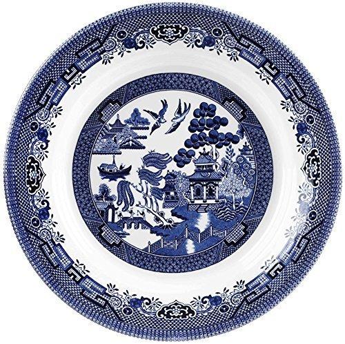 Churchill China Churchill Blue Willow Fine China Earthenw...