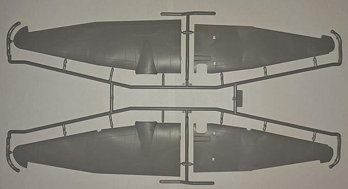 Amazon.com: ICM Avión JU 88C-6B WWII Alemán Campeonato ...