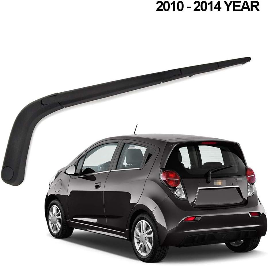 LUVCARPB Car Rear Wiper,Fit for Chevrolet Spark 2010-2014