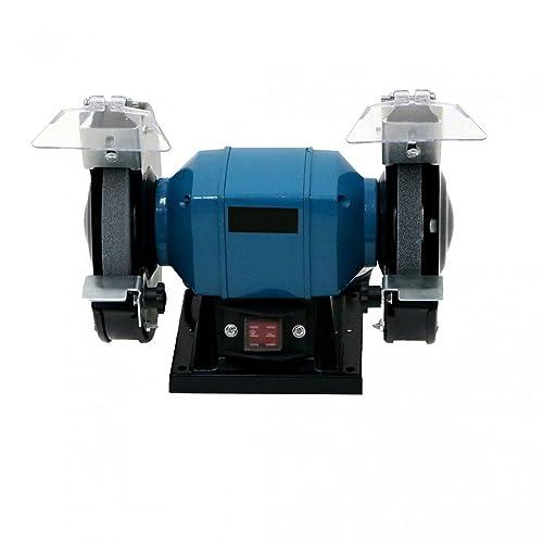 New 150mm Bench Grinder Worktop Tool Kit 230v 150w Motor