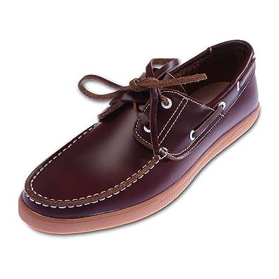 16b3689de7c992 Herren Freizeitschuhe Leder Schuhe Lace Erste Schicht Aus Leder Vier  Jahreszeiten Herrenschuhe Schuhe  Amazon.de  Schuhe   Handtaschen